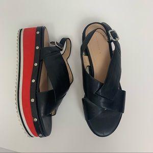 Zara UK Platform Sandals